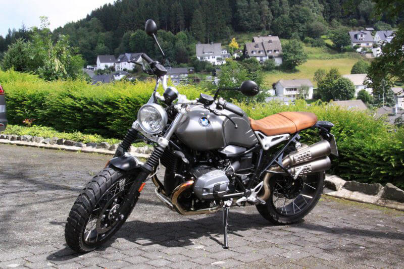 Unser BMW Motorrad für Deinen Klasse A Führerschein