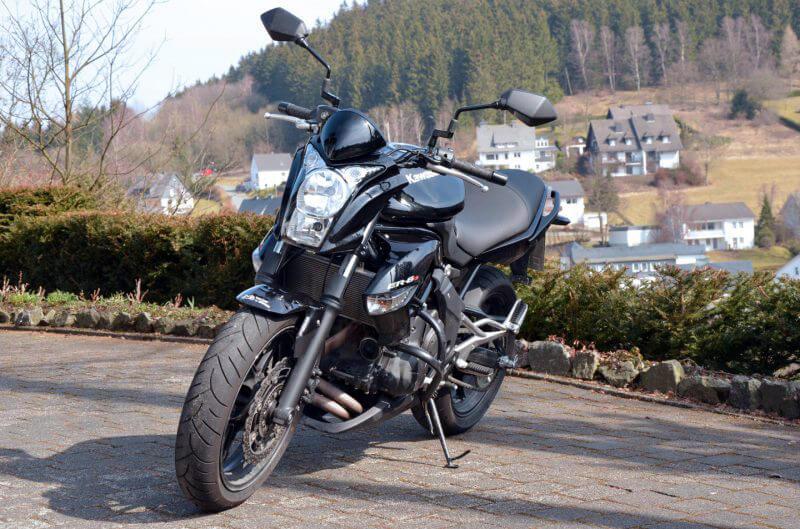 Unsere Suzuki für Deinen Motorrad Führerschein